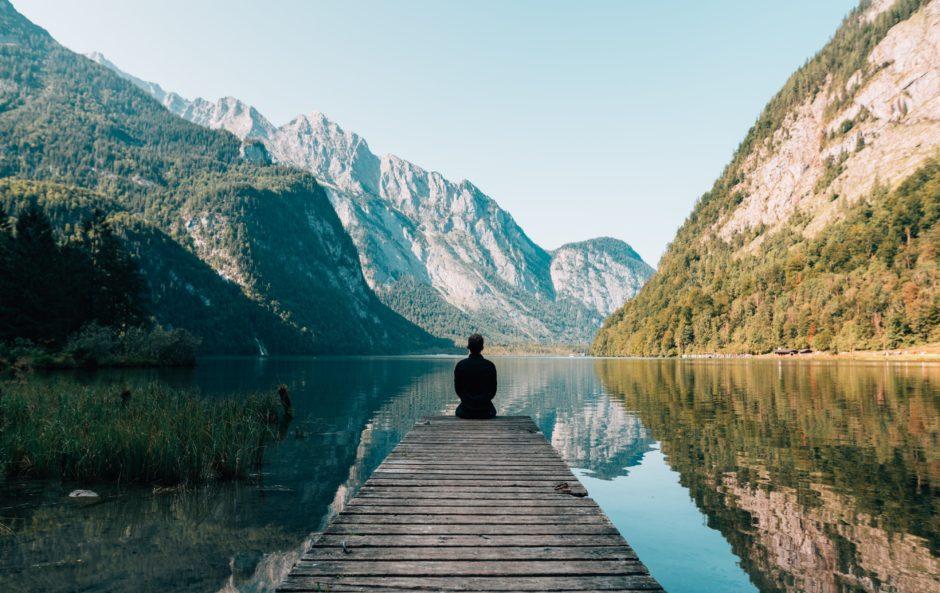 Mindfullness dans la nature